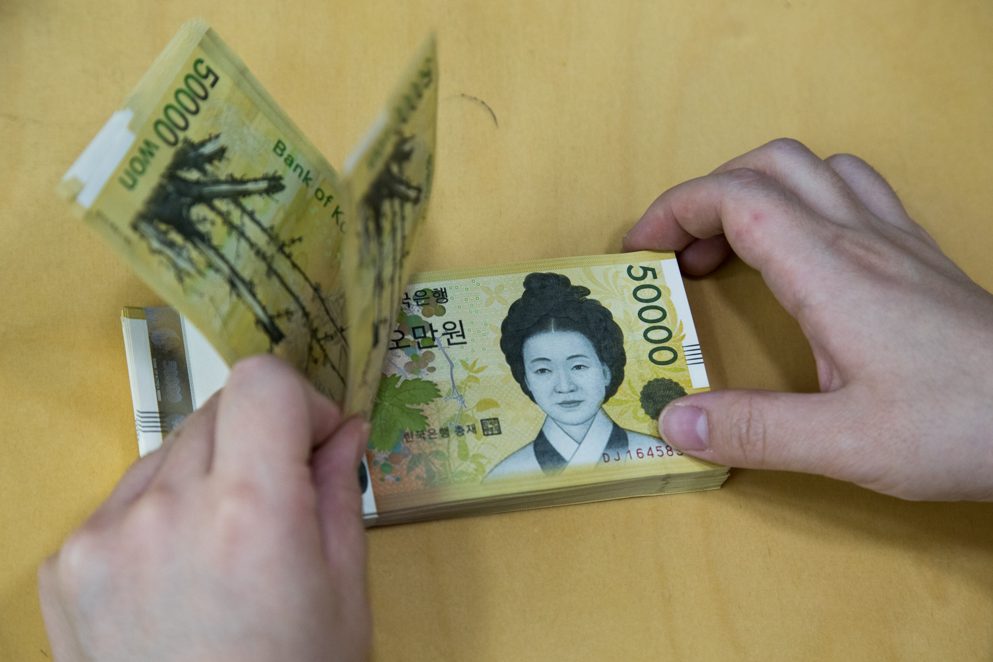 Primed For Growth Two Asian Currencies
