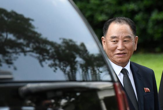 Senior Kim Jong Un Aideto Meet Trump Later This Week, Sources Say