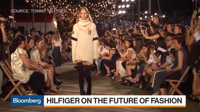 4bac1c11a Hilfiger Says Making Clothes in America Remains Difficult Dream ...