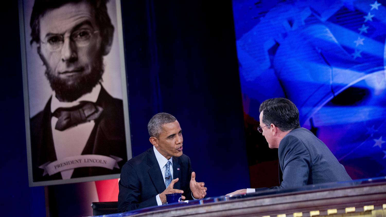 Farewell, Colbert