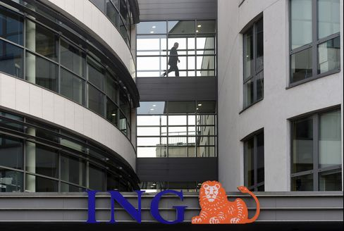 ING Profit Falls 22% on Spain Investment Sales, Loan Losses