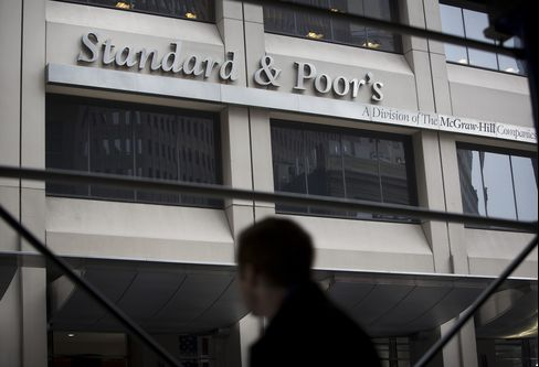S&P Faces Widening Litigation on Ratings as States Pile On