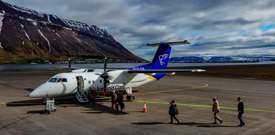 Nordic States Set Electric-Planes Pace After Green-Cars Push