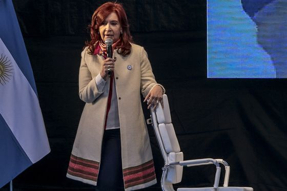 Argentina Can't Repay IMF $45 Billion, Vice President Says