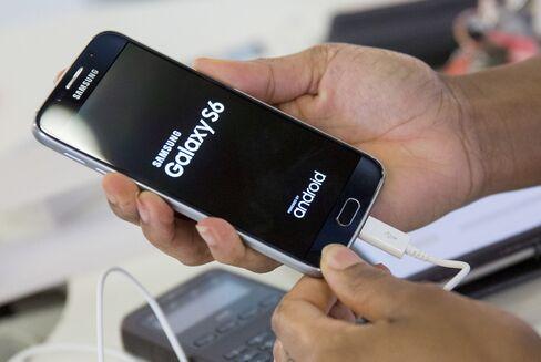 Samsung Electronics Co.'s Galaxy S6