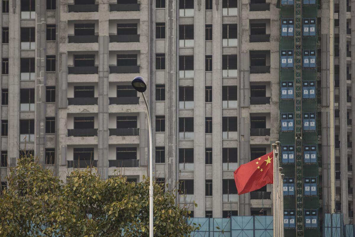 bloomberg.com - Alice Huang - Chinese Developer Modern Land Misses Payment on Dollar Bond