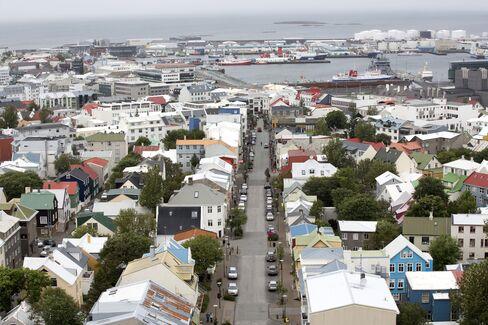 Reykjavik Skyline