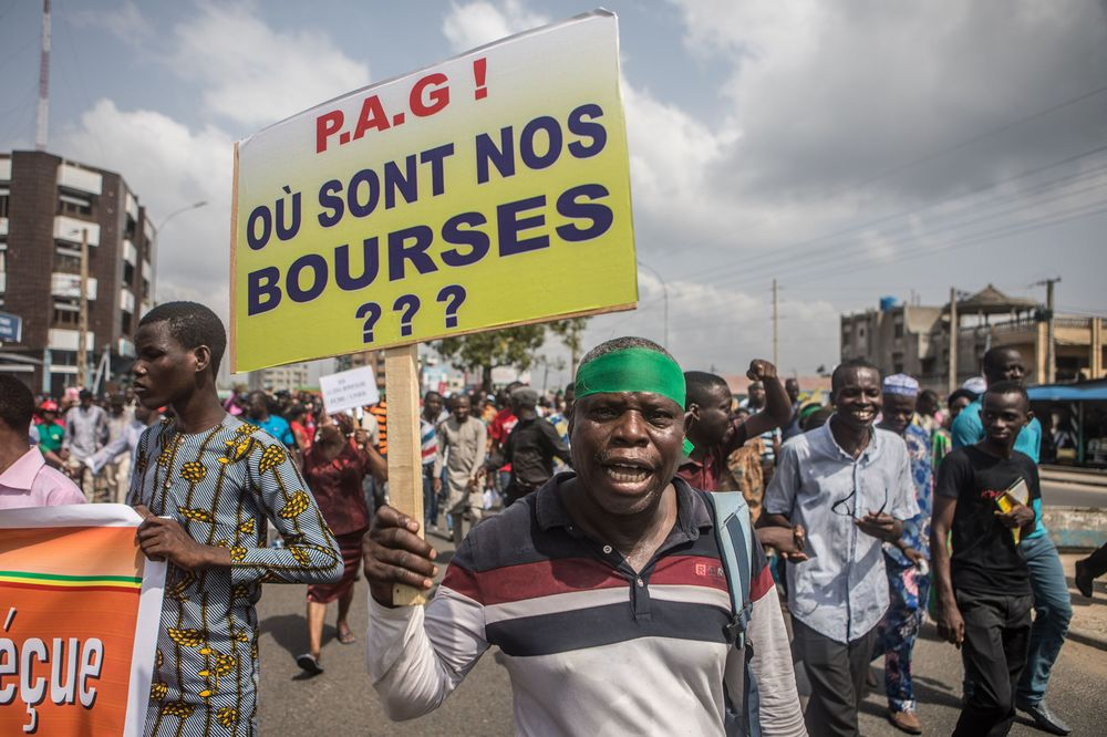 Feds Urged To Improve Transition >> Benin Opposition Urges Protests As Elections Set To Proceed Bloomberg