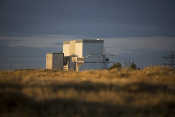 Nuclear Power's Renaissance Is Losing Momentum in Britain