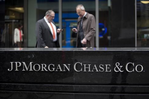 JPMorgan Adopts Fourth VaR Model in New Switch After Whale Loss