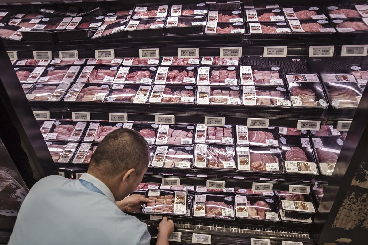 China Suspends Canada Meat Imports Citing Forged Documents