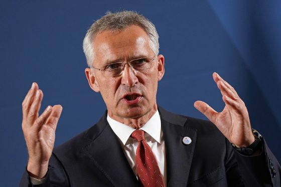 NATO Calls Navalny Attack 'Appalling' as Alliance Weighs Response