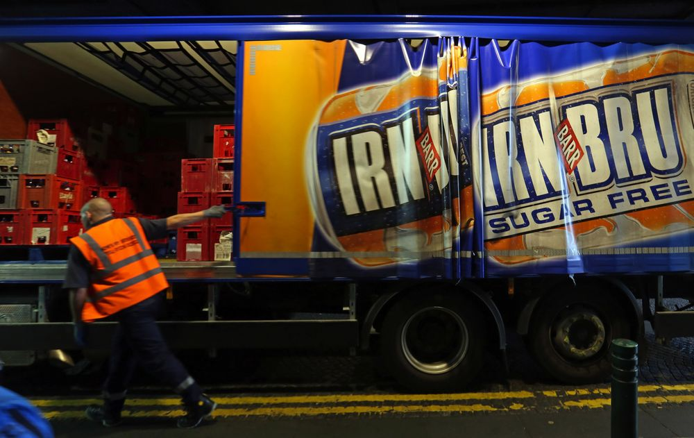 Soft-Drink Maker A.G. Barr Slumps as Soda Tax Erodes Profit