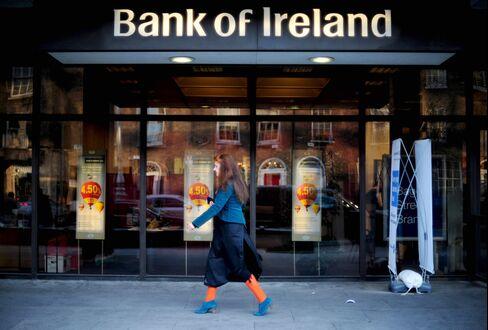 Bank of Ireland, Allied Irish May Halt Deposits Flight