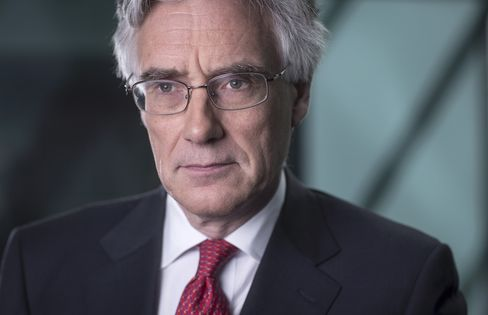 Financial Services Authority Chairman Adair Turner