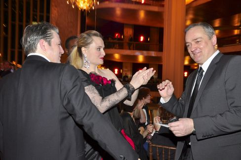 'La Traviata' Cast