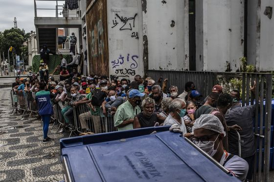 Covid's Shockwaves Took Poverty in Latin America to a New Nadir