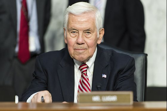 Richard Lugar Dies at 87; Led Arms-Control Pacts in Senate