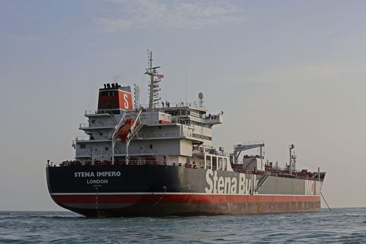 Stena Bulk Asks Putin for Help to Release Tanker, DI Reports