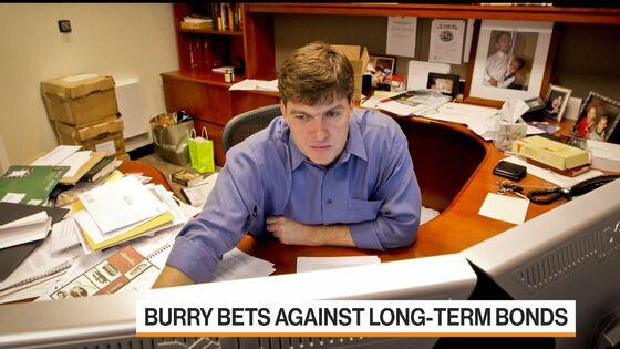Treasury Bears Redeemed as Citi, Michael Burry See Higher Yields