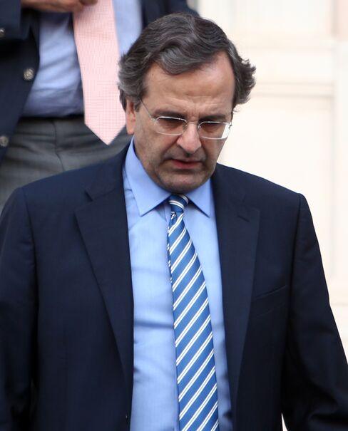 Samaras Secures Greek Budget Plan as Coalition Discord Grows