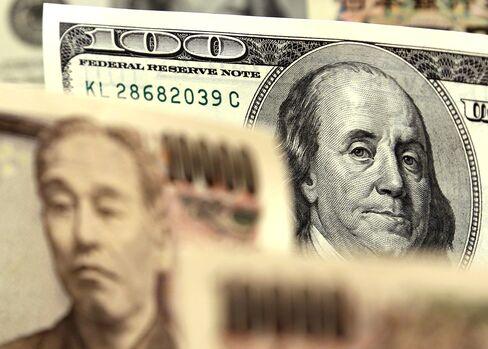 Yen & U.S. Dollar