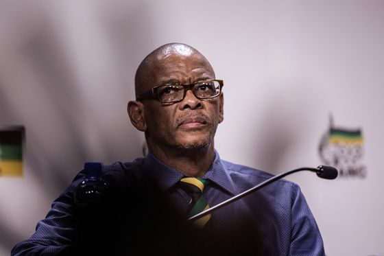 South Africa's Ruling Party Moves to Suspend Accused Officials