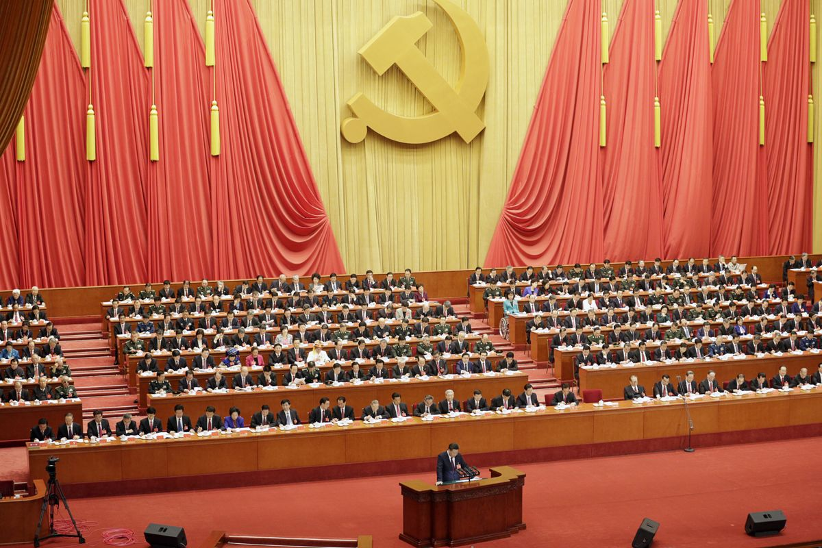 Xi's Grand Vision for China Prioritizes Party Power Over Reform