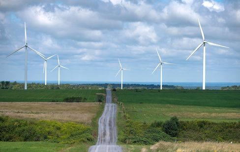 U.S. Wind Power Construction Booms After 92 Percent Drop in 2013