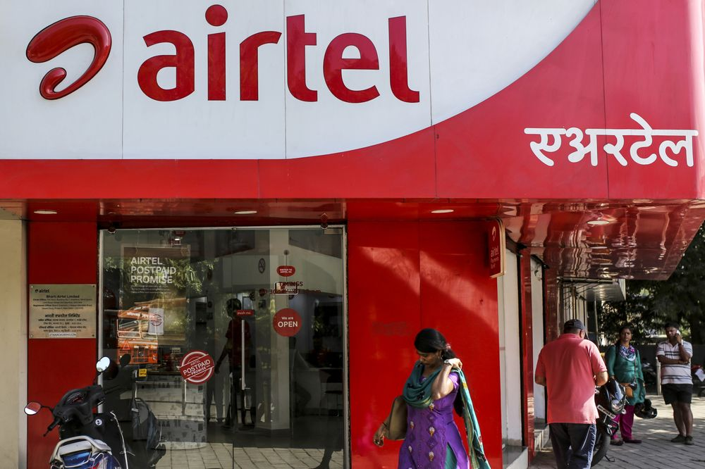 Bharti Airtel Bonds Jump Most in Five Years After Buyback Offer