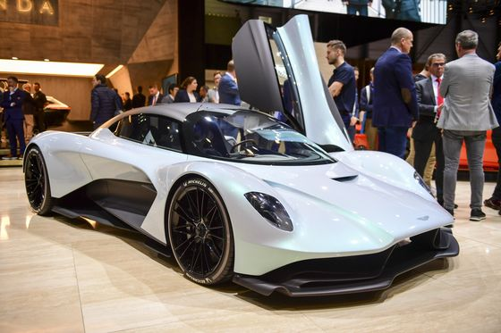 At Aston Martin, Facing DownDemons and Building for the Future