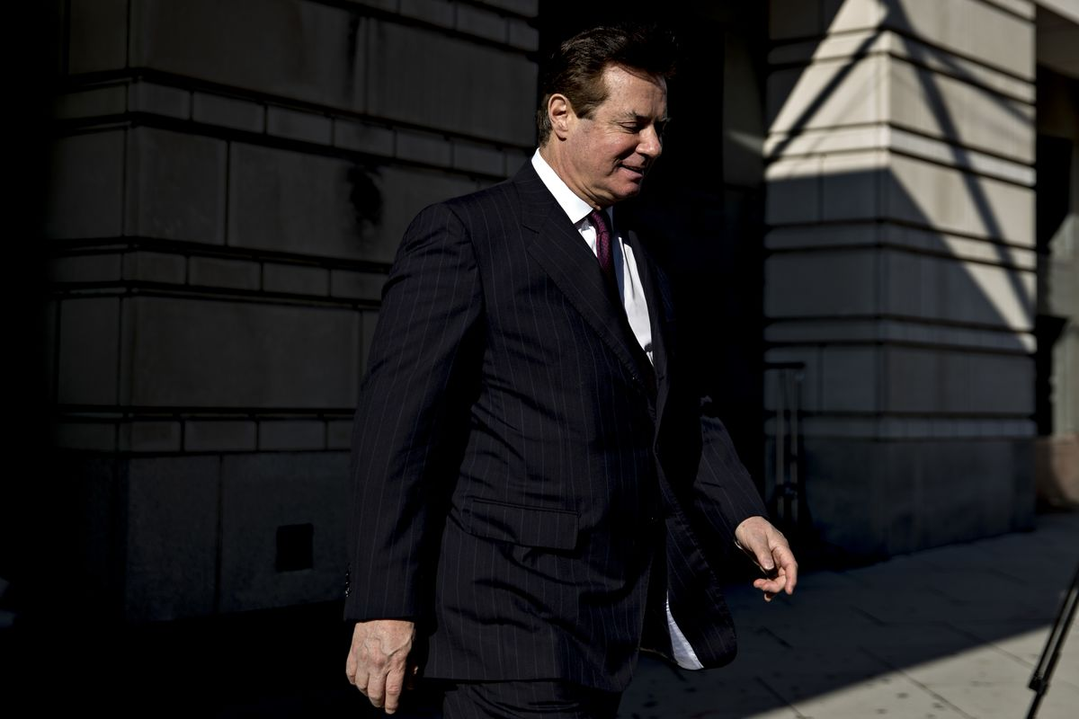 U.S. Says Manafort Secretly Paid Ex-EU Leaders...