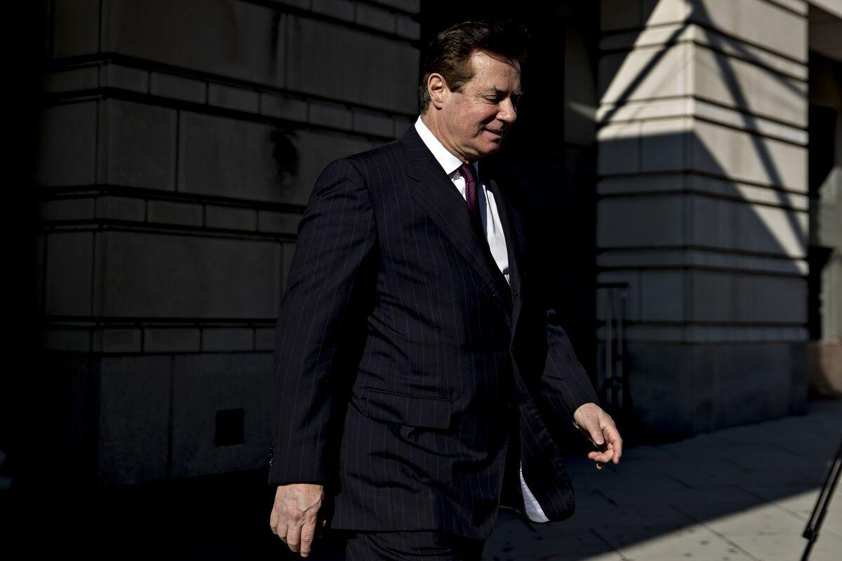 U.S. Says Manafort Secretly Paid Ex-EU Leaders...