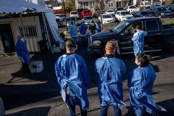 U.S. Cases Pass 12 Million; California Hits Record: Virus Update