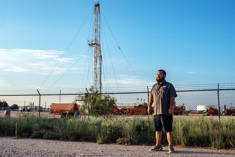 Andrews, Texas Wants U S  Nuclear Waste - Bloomberg