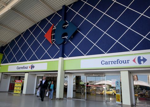 Carrefour Outlet in Brazil