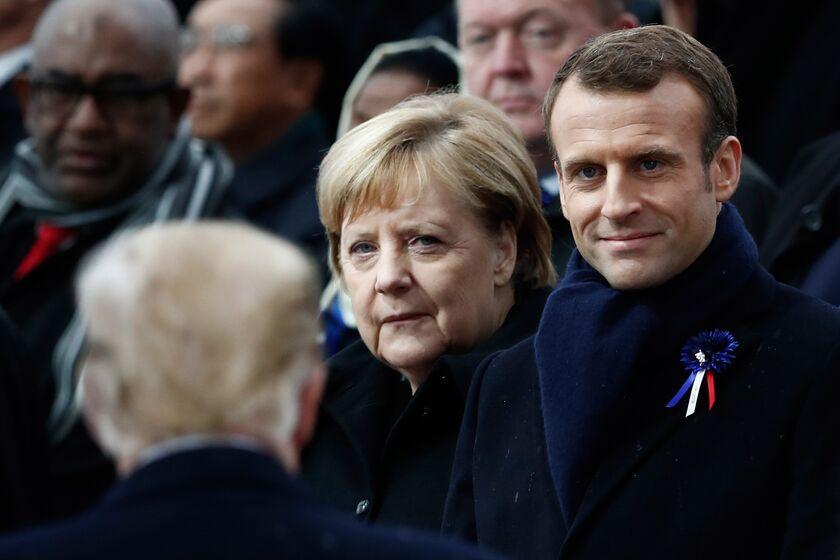 TOPSHOT-FRANCE-WWI-POLITICS-HISTORY-CENTENARY-DIPLOMACY