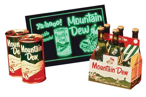 Mountain Dew Wants Some Street Cred