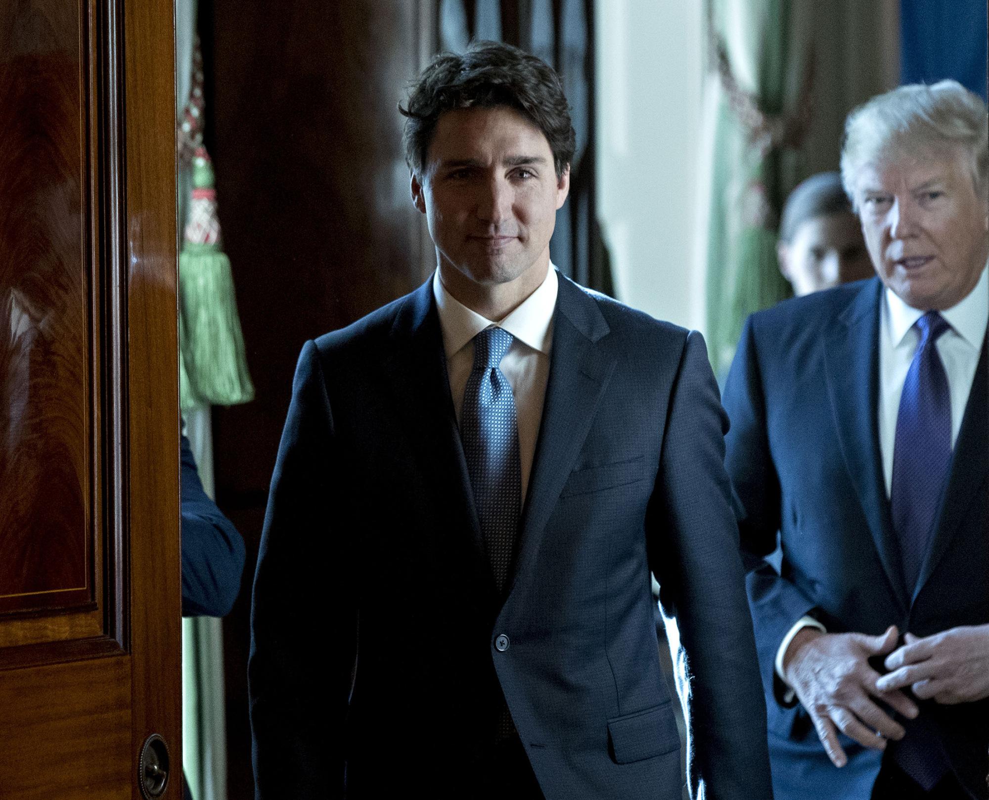 Nafta 'Tweak' Aside, Trudeau Gets What He Wants From Trump Visit