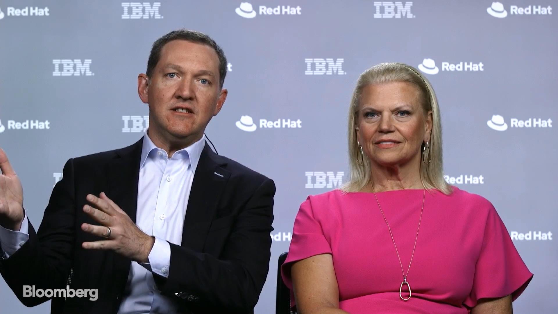 IBM:New York Stock Quote - International Business Machines
