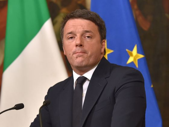 Draghi's Man in Rome Is Plotting for Peace With the EU