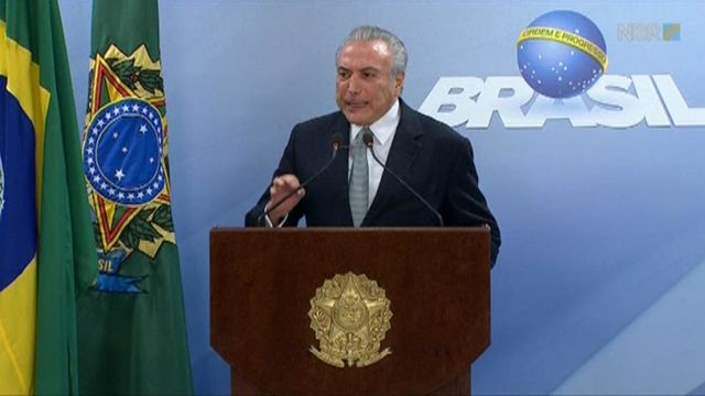 Bribery allegations mount against Brazilian president