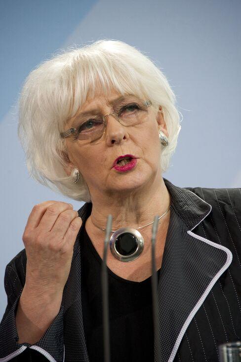 Icelandic Prime Minister Johanna Sigurdardottir