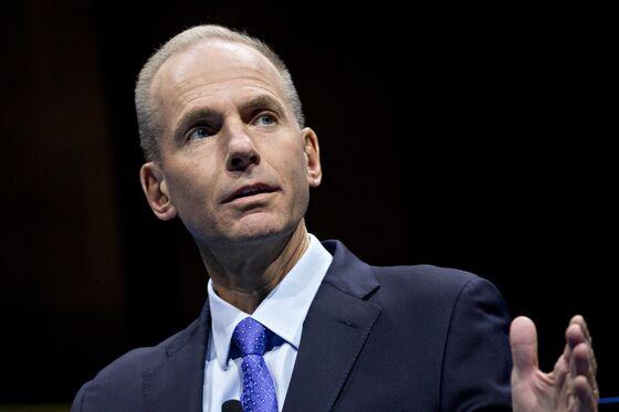 Former Boeing CEO Muilenburg'sSPAC Files to Raise $200 Million