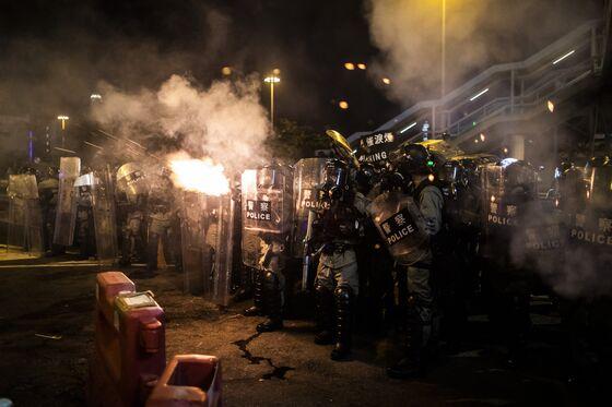 Riot Police Break Up Causeway Bay Protest: Hong Kong Update