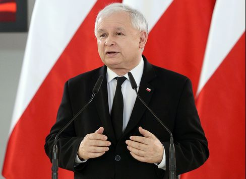 Jaroslaw Kaczynski speech in the Polish Parliament