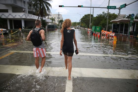 Facing Climate Change, States and Cities Seek to Borrow Billions