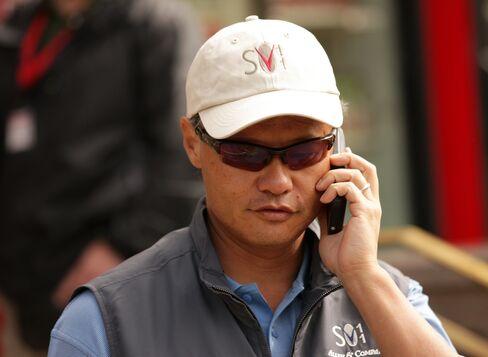 Yahoo's Jerry Yang