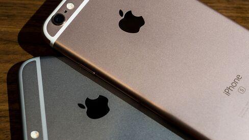 Apple Inc. iPhone 6s smartphones were released in 2015.