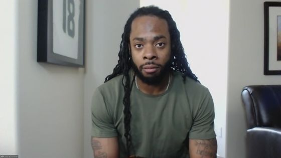 NFL's Richard Sherman Says Sports Have 'Long Way to Go' on Mental Health